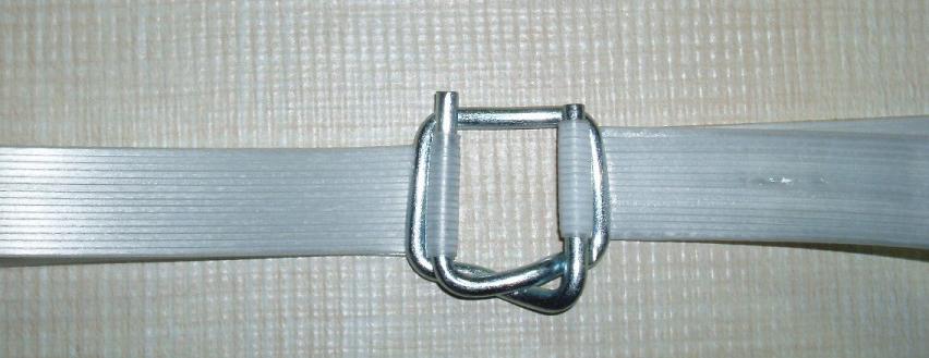 DS-075 montert hempe for strammebånd smal
